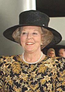 המלכה ביאטריקס של הולנד