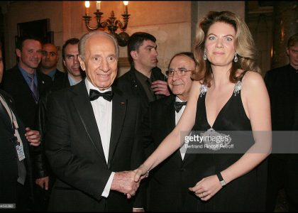פרס והברונית רוטשילד