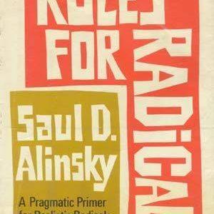 אלינסקי, חוקים לראדיקלים