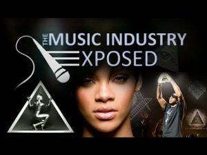 האילומינטי ותעשיית המוזיקה