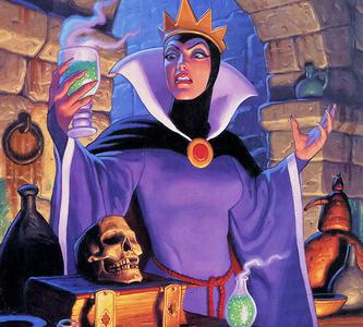המלכה המרושעת - חינוך מחדש של הלשכה הלבנה