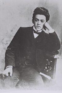 ז'בוטינסקי צעיר