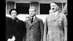 היטלר גותה סאקס מלוכה בריטית