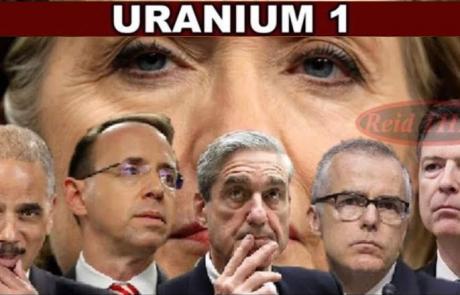 הדיפ סטייט וחקירות מיולר, מתיווך עסקת אורניום לרוסים ועד לציד המכשפות נגד טראמפ