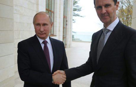 טראפ דורש להוציא את הכוחות האירנים מסוריה