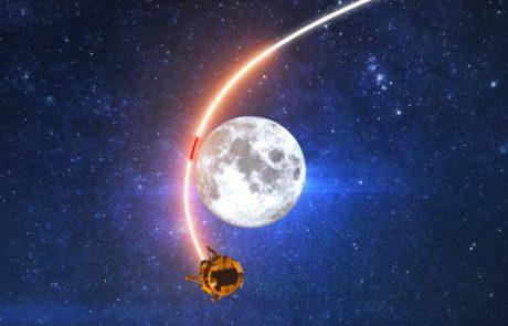 תרחיש – גורמים רדיקלים בירח מנעו את הנחיתה של החללית הישראלית
