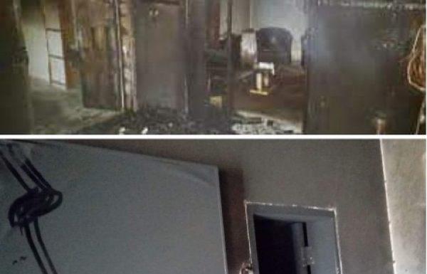 הלילה נשרף בדומא שוב בית. הבית של סאלח דוואבשה