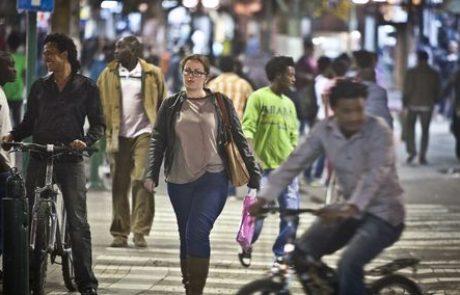 תושבי דרום תל אביב הם לא גזעניים !!!