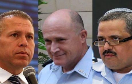 לפתוח בחקירה נגד המפכ״ל רוני אלשיך