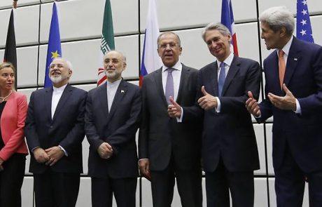 המשטר האיראני מאיים לפרסם שמות פקידים מערביים שקיבלו שוחד כדי להעביר את הסכם הגרעין