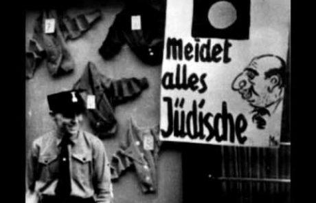איך מדינה דמוקרטית היתה יכולה לקבוע את חוקי נירנברג?