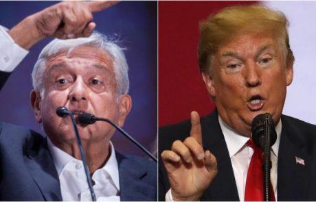 אפקט טראמפ: נשיא מקסיקו החדש משבח את טראמפ ומציע לפתוח ב׳מערכת יחסים חדשה׳