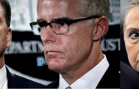 סגן ראש ה- FBI המודח דורש חסינות כדי להעיד בשימוע של הקונגרס על הטיפול בחקירת קלינטון
