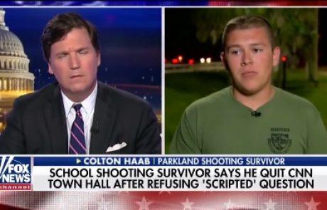 הירי בפלורידה: רשת CNN ׳תסרטה׳ את שאלות התלמידים לפני השידור