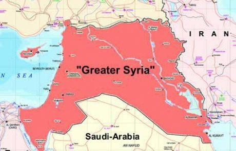 האימפריה הסורית 1979 – 2019
