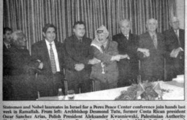 הפלישה לעזה צריכה להיות מלווה בכוח אווירי ישראלי וחייל רגלים מראמללה