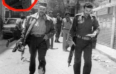הבונים החופשיים ומלחמת לבנון הראשונה