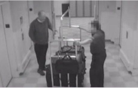 סוף סוף שוחררו קטעי וידאו של סטפן פאדוק בהכנות לקראת ביצוע הטבח בלאס וגאס