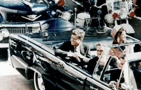 למה רצחו את קנדי: האחוות הסודיות מאחורי רצח קנדי