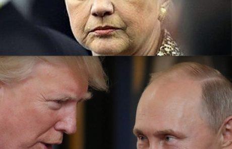 פוטין מטיל פצצה: המודיעין האמריקני סייע בהעברת $400,000,000 לקמפיין קלינטון