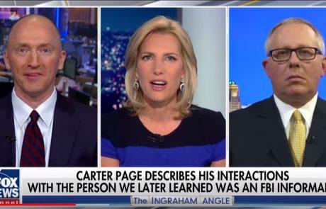 יועץ לשעבר:׳מרגל שני ניסה לחדור לקמפיין טראמפ׳ – ׳זו רק ההתחלה׳