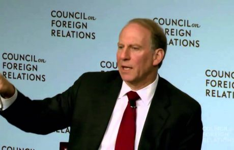 נשיא ה-CFR מספיד את הסדר העולמי החד״שׁ