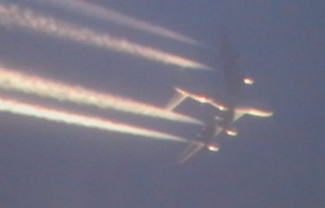 צילום מטוס מרסס בישראל