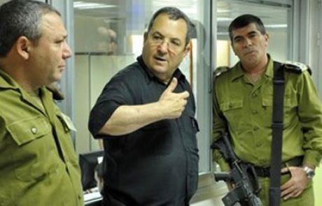 הרמטכ״ל נועד עם אהוד בר-קאק ממושכות במעונו במגדל יום לפני שאיים במרד בצבא