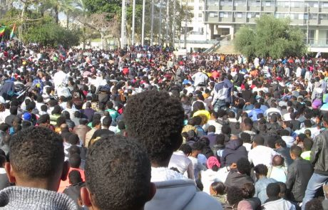 פלישת האפריקנים: סורוס תכנן להקים סניף ׳Black Lives Matter׳ בישראל