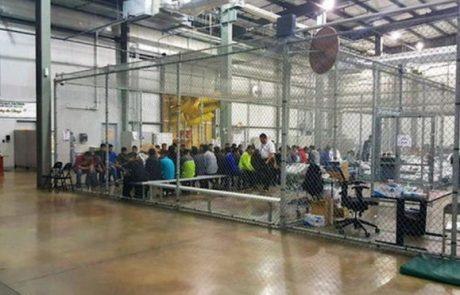 """פוסט מושקע של ׳הליברל הקלאסי׳ על פולמוס ילדי המסתננים בכלובים בארה""""ב"""