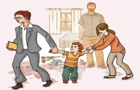 משרד המשפטים גיבש טיוטת חוק שתאפשר לעו״סיות לקחת לכל אחד מכם את הילדים שלו אם רק יתחשק להן