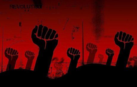 היכן טקסי הזכרון לציון 100 שנים למהפכה שהותירה אחריה דם, הרס רעב ושיעבוד?