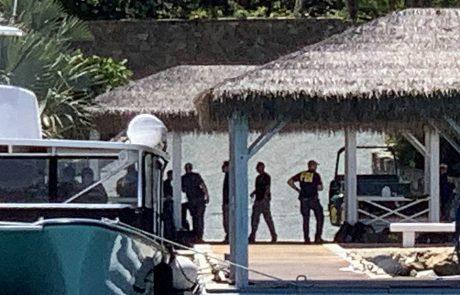 סוכני ה- FBI פשטו על ״אי הפדופילים״ של ג'פרי אפשטיין,  ליטל סנט ג'יימס
