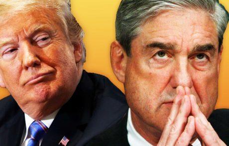 טראמפ הפציץ את מיולר לקראת הגשת דו״ח הפייק קנוניה רוסית