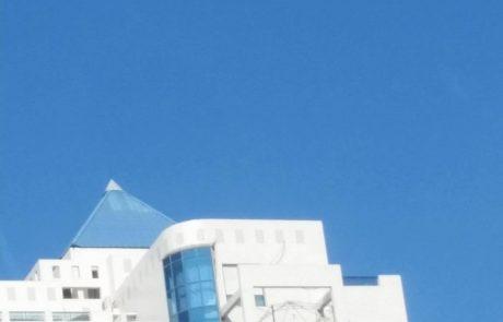 אשדוד —כניסה לרובעים החדשים..