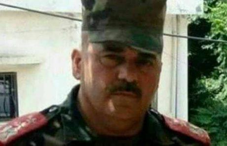 מי מחסל גנרלים בצבא סוריה?
