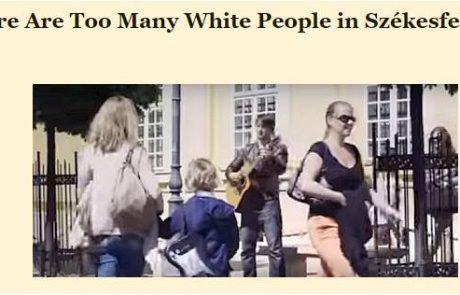 יותר מדי לבנה ויותר מדי נוצרית – כך קבעו המומחים מטעם האיחוד האירופאי