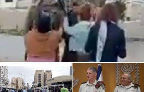 """המצע של מפלגת צה""""ל – צבא הקאקס לישראל"""