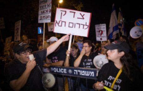 סוכני עמותות סורוס ופורד נגד גיוס התרומות למאבק תושבי דרום תל-אביב