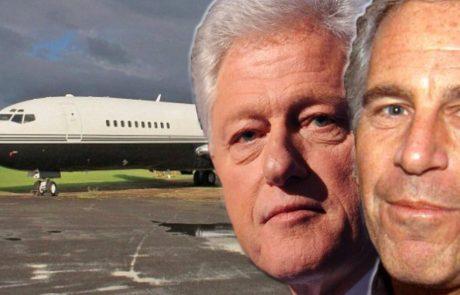 הסוכן לשעבר של הילארי מאיים לחשוף מידע על טיסות ביל על ׳לוליטה אקספרס׳