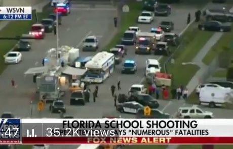 הטבח בבי״ס בפלורידה: החשוד זוהה וחבר ׳קבוצות ההתנגדות׳ ברשתות החברתיות