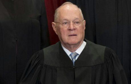 בשורות דרמטיות בארה״ב: השופט העליון קנדי הולך הביתה ומפנה את מקומו למינוי שמרני נוסף שיגדיל את הרוב שלהם.