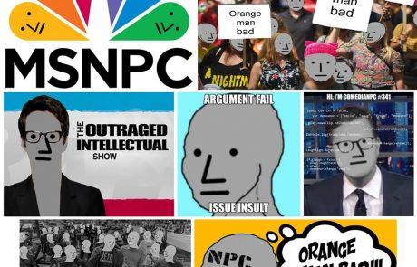 המֶם החדש שמטריף את השמאל בארה״ב וגרם לחסימת יותר מ- 1,500 משתמשי טוויטר