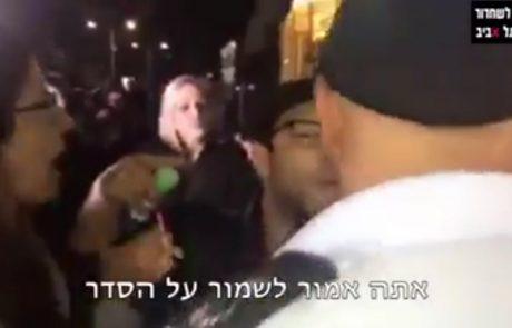 שפי פז על שפנפני רוטשילד: ׳יכול להיות שכל הפוזה של מתנגדי משטר ושונאי משטרע היא רק פוזה?׳