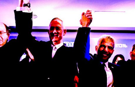 מפלגת כחול לבן מקבלת עוד ערבויות מהדיפ סטייט. וקסנר וברונפמן בפרשת העמותות 2019