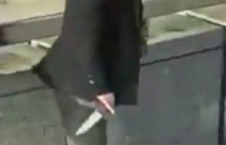 רצח הפליט על גשר לונדון