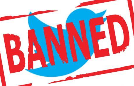 מסע טיהור נגד משתמשים שמרנים משפיעים בטוויטר