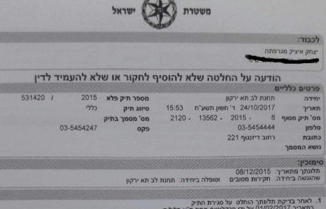 ״531420-2015: מס תיק החקירה נגד הארכי אנס פדופיל חיים דעואל לוסקי״