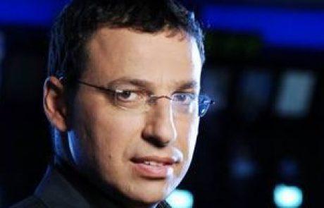 בדיחת השנה: תחקיר של רביב דרוקר על הקרן לישראל חדשה