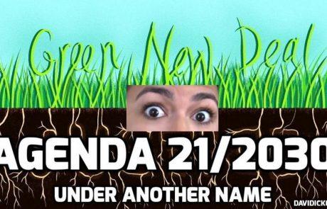 ׳הדיל הירוק החדש׳ של הדמוקרטים בארה״ב הוא ״אג׳נדה 21״ תחת כותרת אחרת